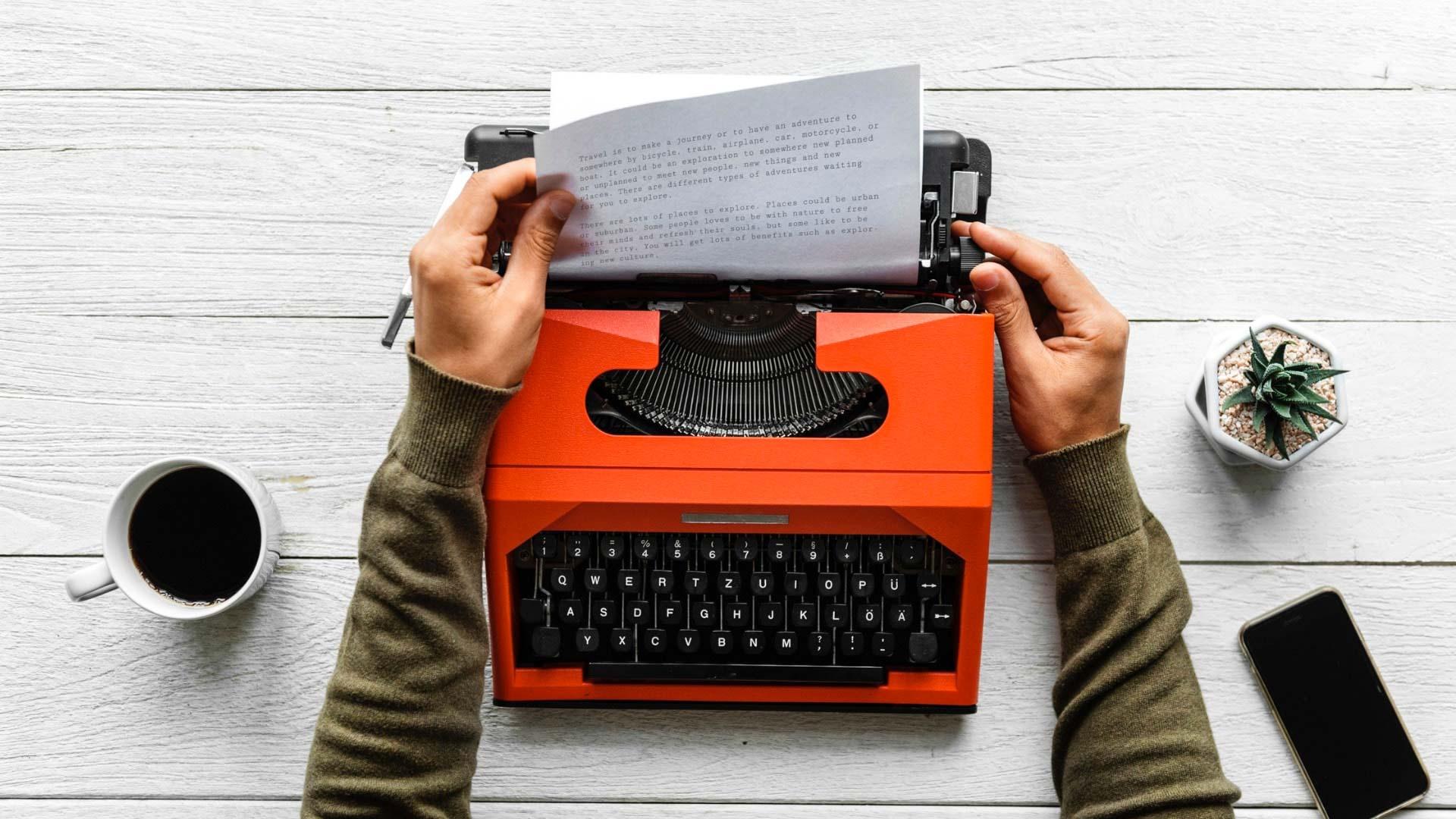 strumenti giusti per un blog