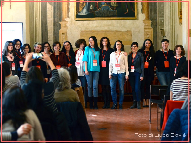 rete al Femminile Bologna open day 2019